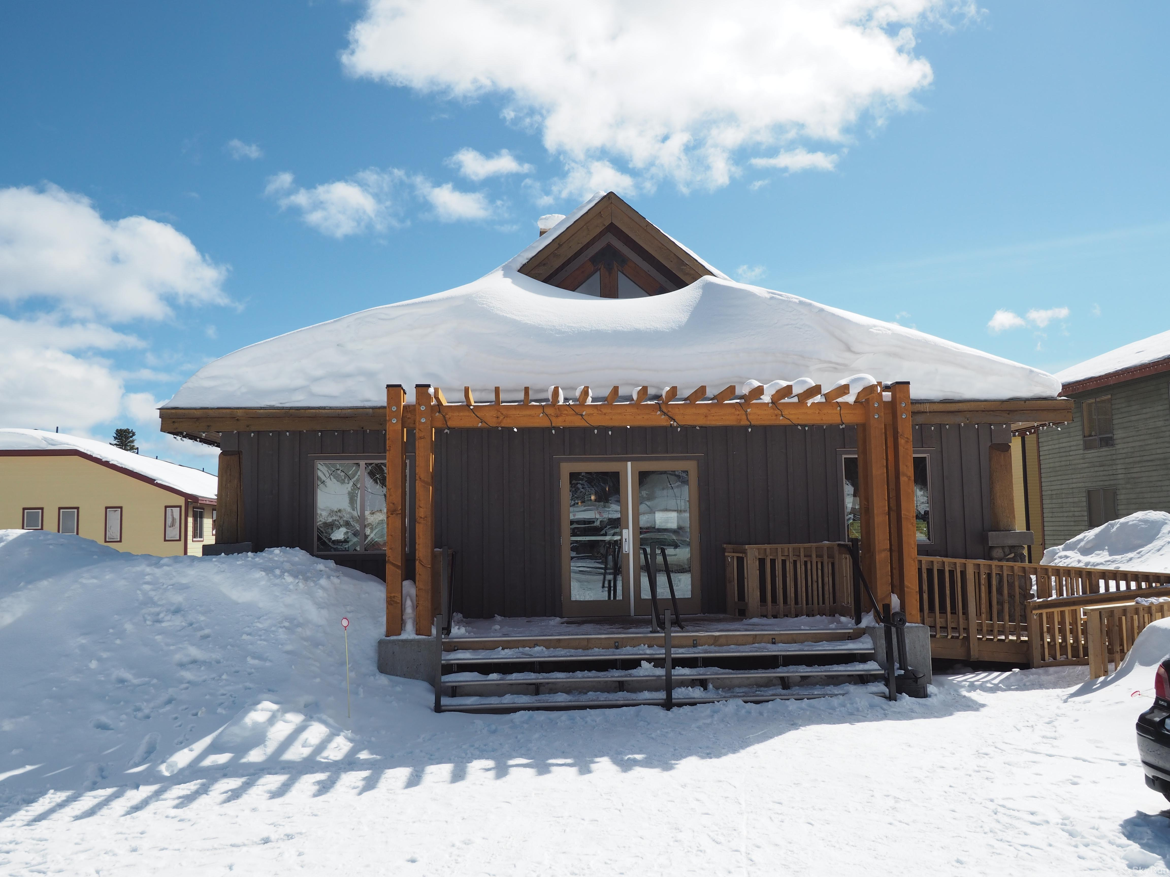 Apex Lodge Standard Room - 8 Front of the Lodge