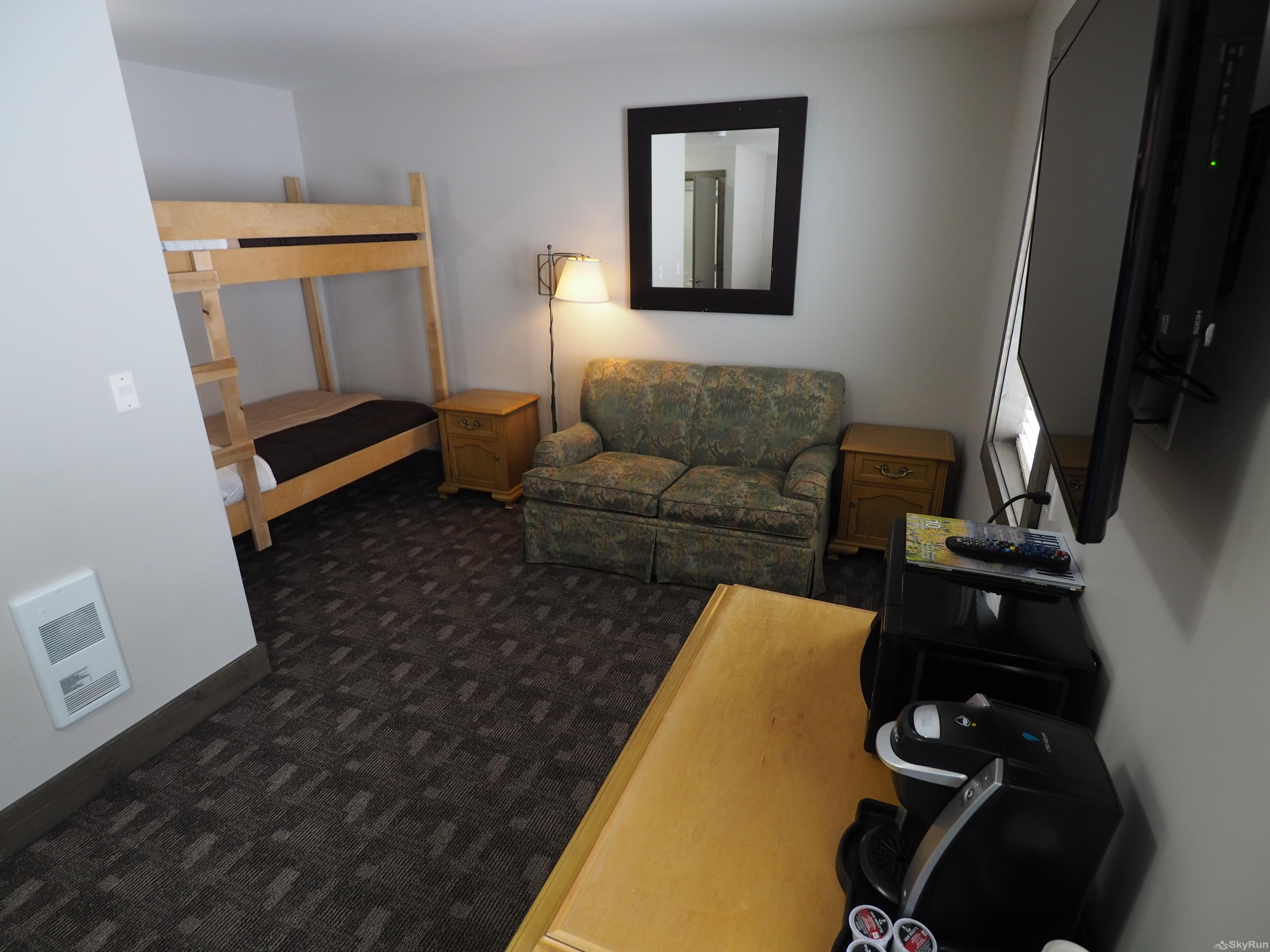 Apex Lodge Standard Room - 9