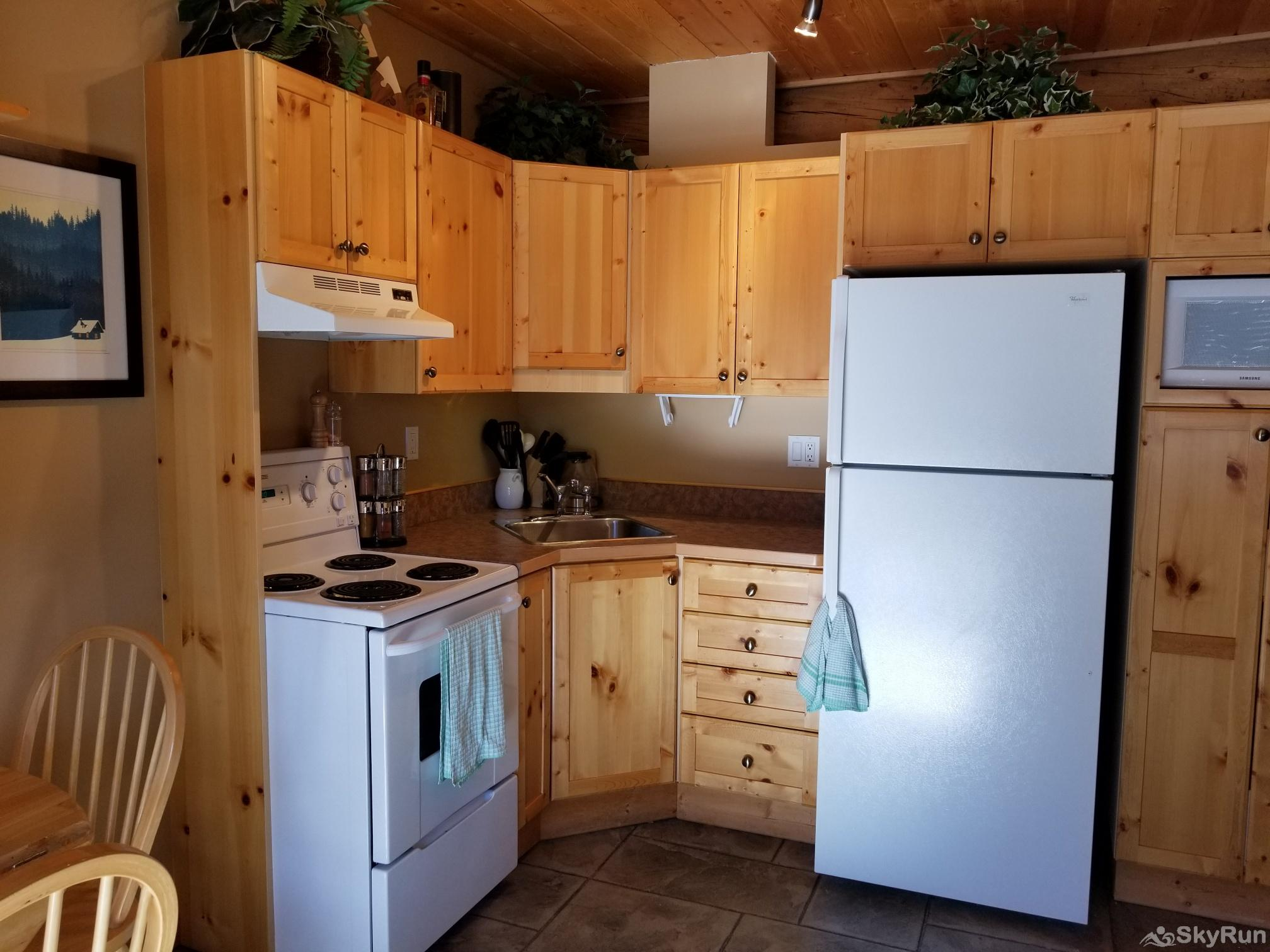 Silver Bullet 1 bedroom with hot tub