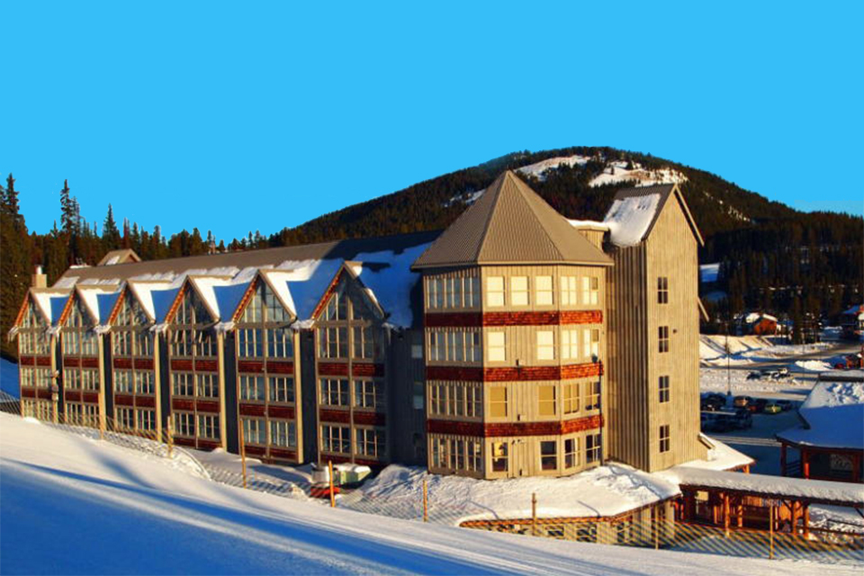 Apex Mountain Resort Lodging